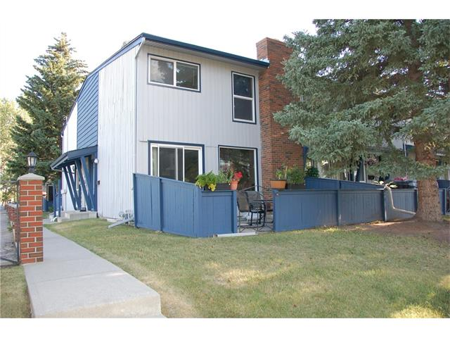 For Sale: 2 - 5315 53 Avenue Northwest, Calgary, AB | 2 Bed, 2 Bath Townhouse for $290,000. See 19 photos!