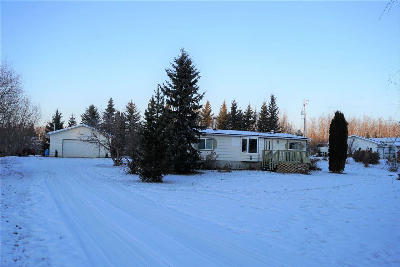 Residential property for sale at 53221 Rge Rd Unit 2 Rural Parkland County Alberta - MLS: E4181536