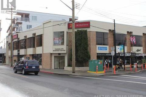 Commercial property for lease at 55 Canada Ave Apartment 2 Duncan British Columbia - MLS: 448740