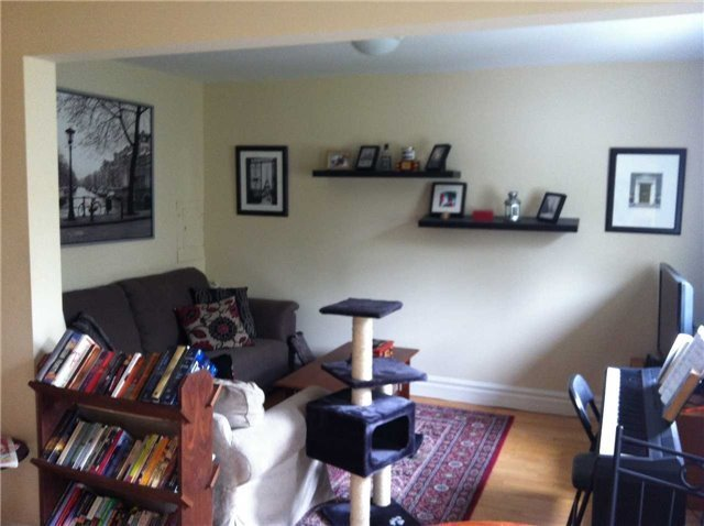 For Rent: 56 Concord Avenue, Toronto, ON   2 Bed, 1 Bath House for $2,300. See 7 photos!