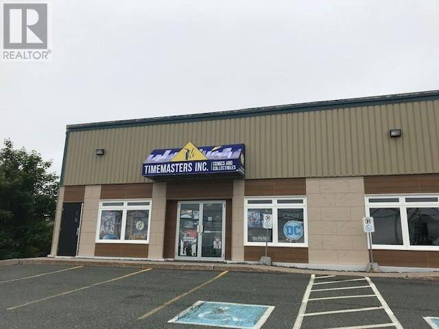 Commercial property for lease at 585 Torbay Rd Apartment 2 St. John's Newfoundland - MLS: 1208832