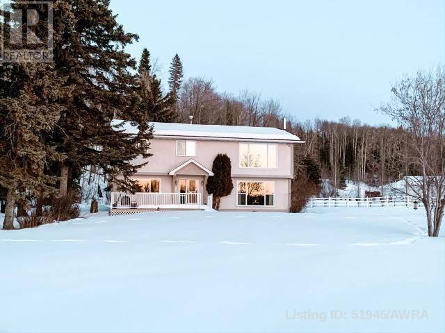 House for sale at 593037 Range Rd Unit 2 Whitecourt Rural Alberta - MLS: 51945