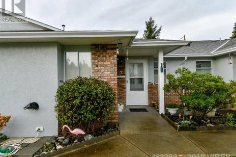 Townhouse for sale at 595 Evergreen Rd Unit 2 Campbell River British Columbia - MLS: 462282