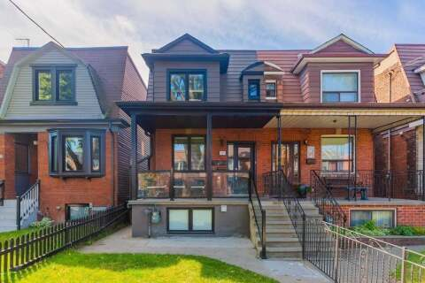 Townhouse for rent at 600 St Clarens Ave Unit 2 Toronto Ontario - MLS: W4775887
