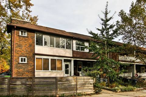 Townhouse for rent at 61 Delaware Ave Unit 2 Toronto Ontario - MLS: C4581334