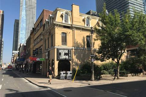 Commercial property for lease at 639 Yonge St Apartment 2 Toronto Ontario - MLS: C4420176