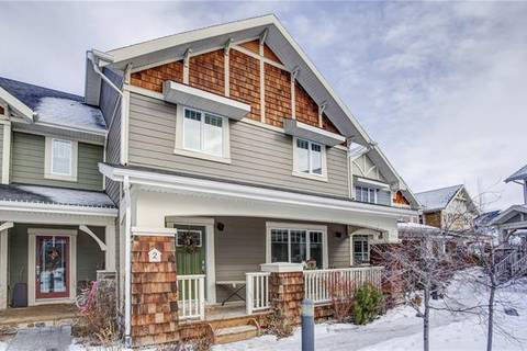 Townhouse for sale at 66 Beny-sur-mer Rd Southwest Unit 2 Calgary Alberta - MLS: C4287135