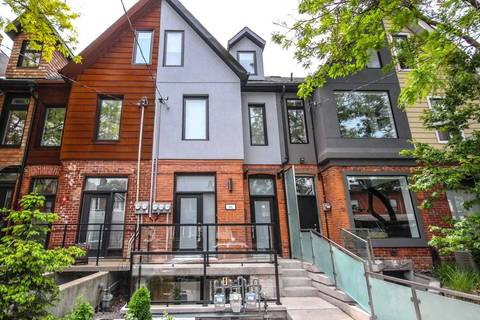Townhouse for rent at 66 Dovercourt Rd Unit 2 Toronto Ontario - MLS: C4689871