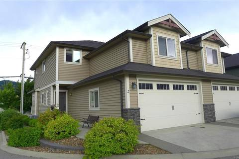 Townhouse for sale at 6635 Tronson Rd Unit 2 Vernon British Columbia - MLS: 10186689