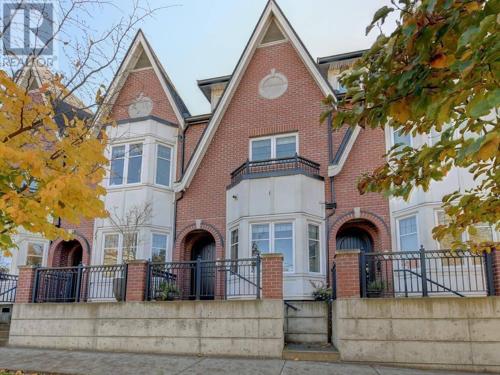 Townhouse for sale at 675 Superior St Unit 2 Victoria British Columbia - MLS: 417430
