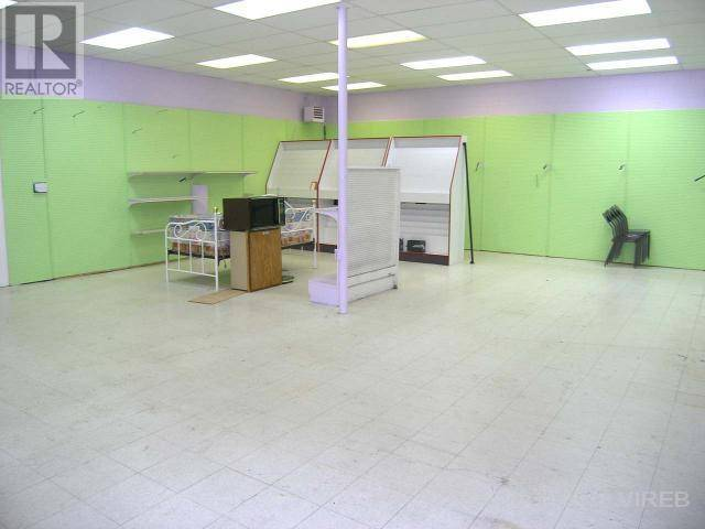Commercial property for lease at 7070 Market St Apartment 2 Port Hardy British Columbia - MLS: 441528