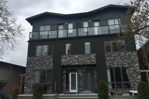 Townhouse for sale at 711 17 Ave Northwest Unit 2 Calgary Alberta - MLS: C4244695