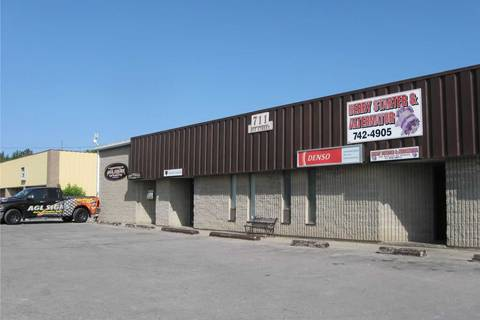 Commercial property for lease at 711 Rye St Apartment 2 Peterborough Ontario - MLS: X4570367