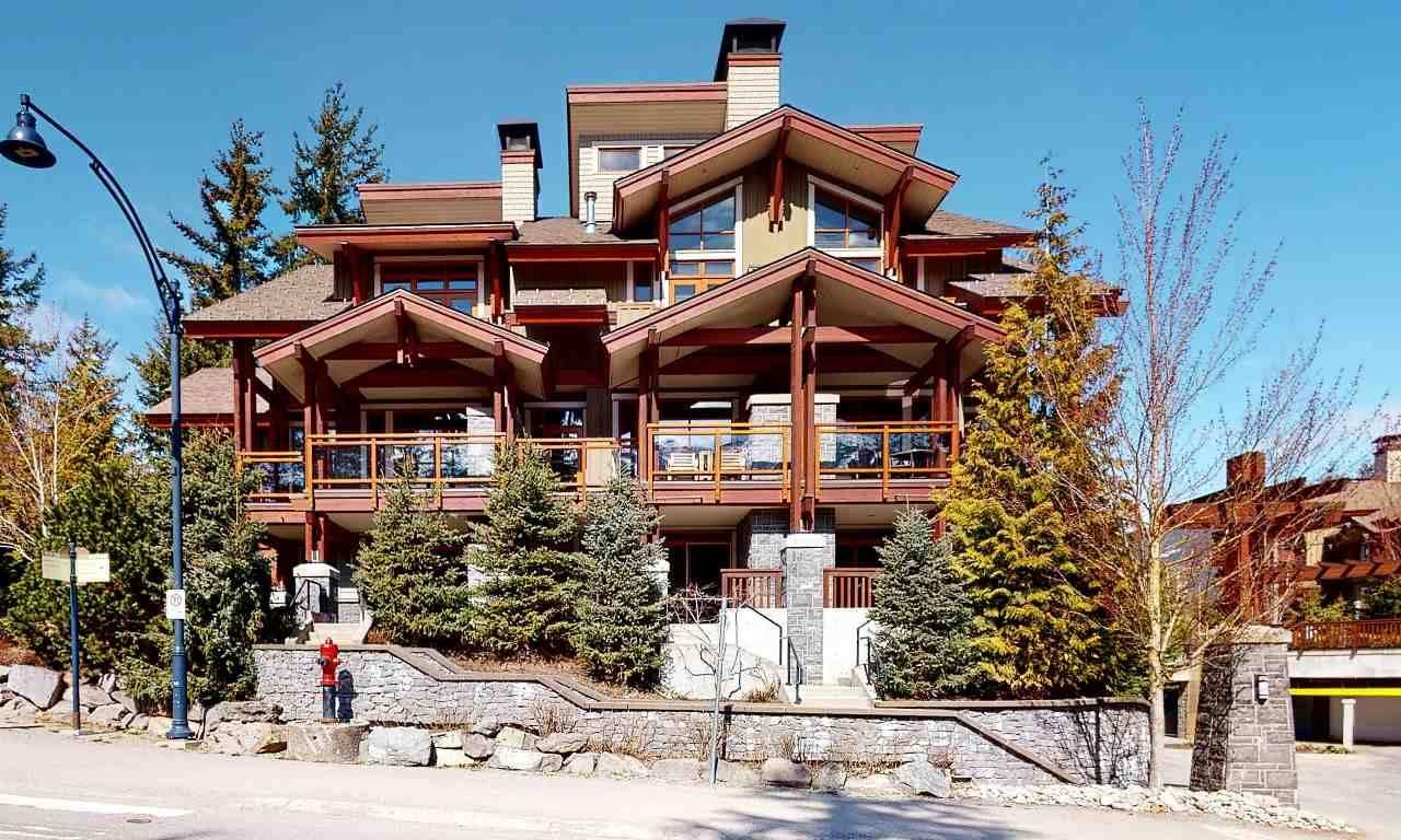 Buliding: 7124 Nancy Greene Drive, Whistler, BC