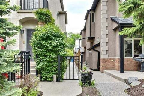 Townhouse for sale at 718 56 Ave Southwest Unit 2 Calgary Alberta - MLS: C4303664
