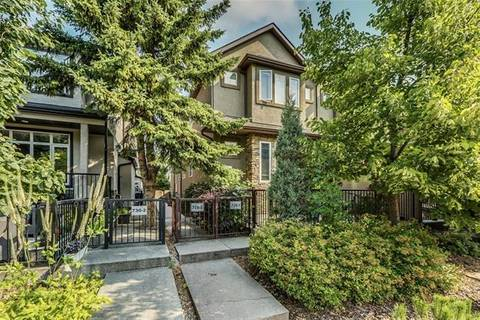 Townhouse for sale at 728 56 Ave Southwest Unit 2 Calgary Alberta - MLS: C4286156