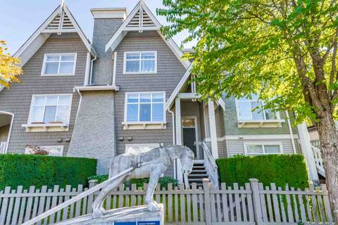 Townhouse for sale at 7288 Heather St Unit 2 Richmond British Columbia - MLS: R2410050