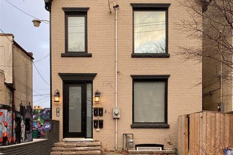 Townhouse for rent at 73 Elm Grove Ave Unit 2 Toronto Ontario - MLS: W4729574