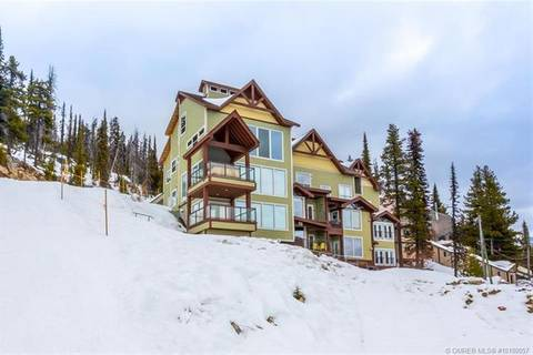 Townhouse for sale at 7360 Porcupine Rd Unit 2 Big White British Columbia - MLS: 10180057