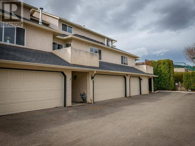 Townhouse for sale at 750 Dunrobin Drive  Unit 2 Kamloops British Columbia - MLS: 155472
