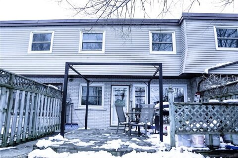 Townhouse for sale at 80 Brooklyne Rd Unit 2 Cambridge Ontario - MLS: 40047775