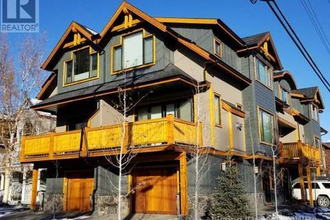 Townhouse for sale at 802 6th St Unit 2 Canmore Alberta - MLS: 49013