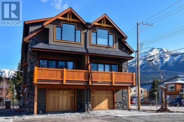 Townhouse for sale at 802 6th St Unit 2 Canmore Alberta - MLS: 52517