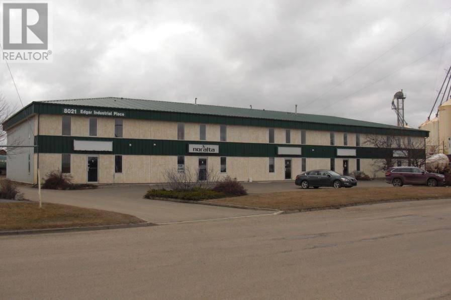 Commercial property for lease at 8021 Edgar Industrial Pl Apartment 2 Red Deer Alberta - MLS: ca0172951