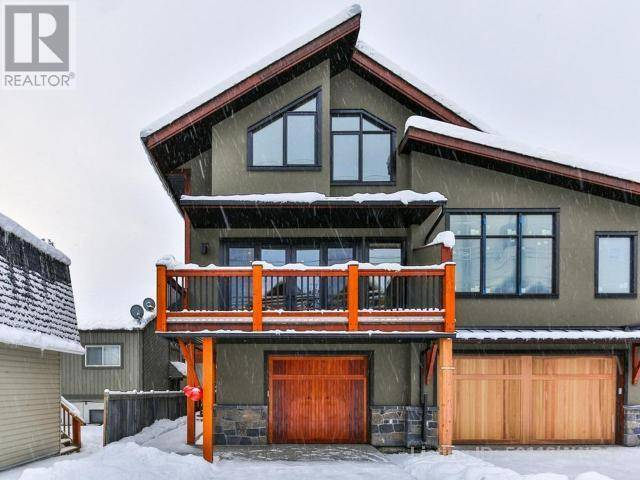 Townhouse for sale at 822 3rd St Unit 2 Canmore Alberta - MLS: 50118