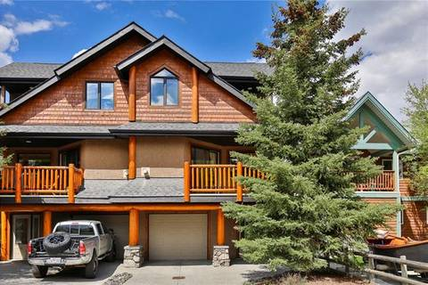 Townhouse for sale at 825 5 St Unit 2 Canmore Alberta - MLS: C4247725