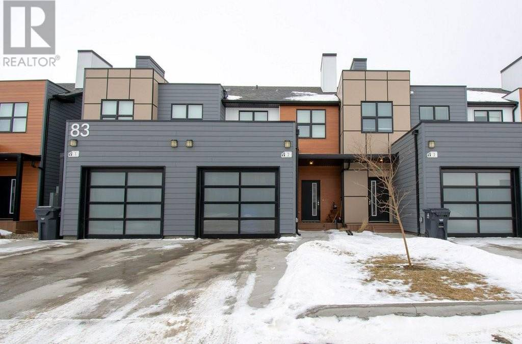 Townhouse for sale at 83 Aquitania Circ W Unit 2 Lethbridge Alberta - MLS: ld0185741