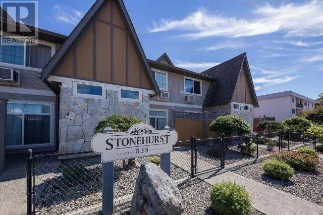 Townhouse for sale at 835 Southill St Unit 2 Kamloops British Columbia - MLS: 158767
