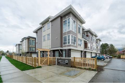 Townhouse for sale at 8466 Midtown Wy Unit 2 Chilliwack British Columbia - MLS: R2370691