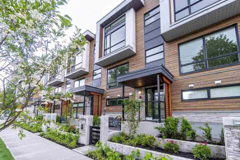 Townhouse for sale at 856 Orwell St Unit 2 North Vancouver British Columbia - MLS: R2467194