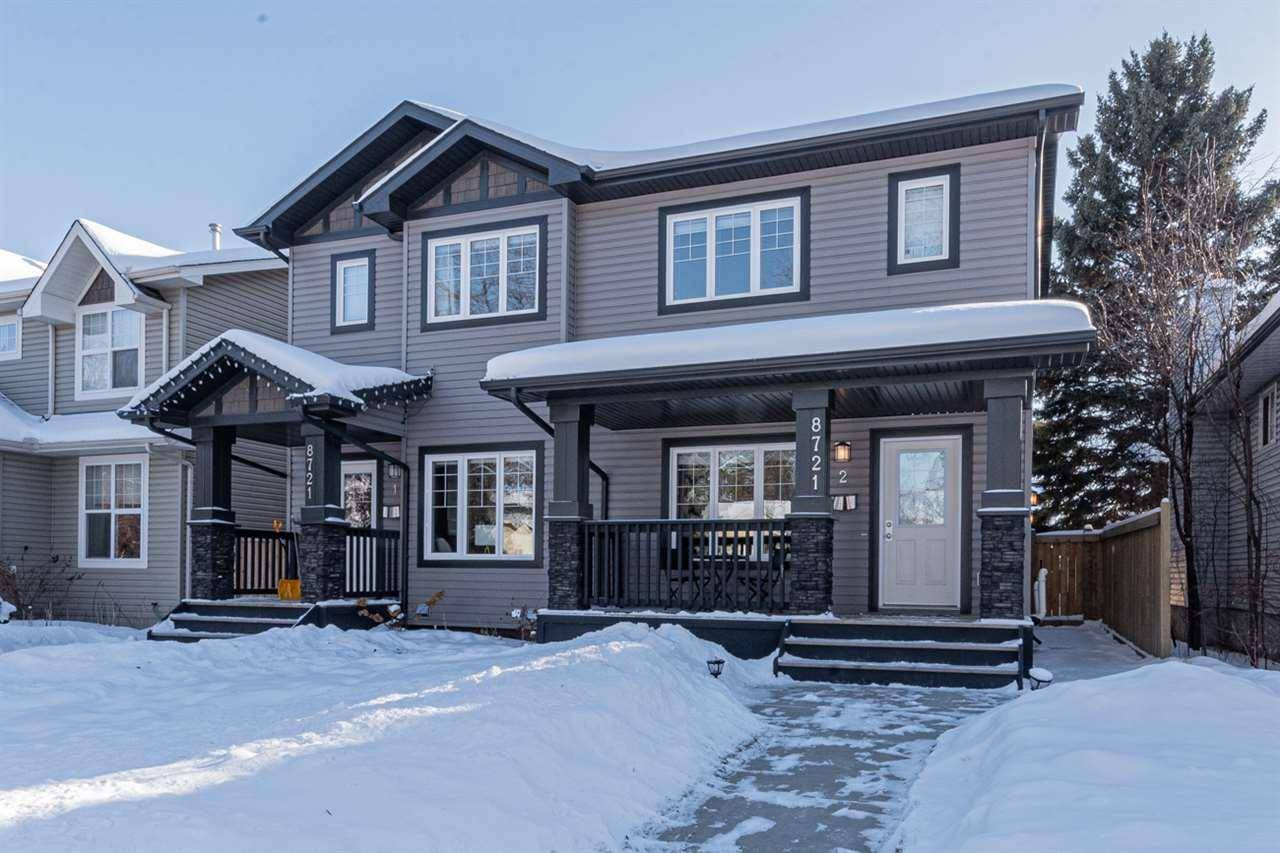 Townhouse for sale at 8721 79 Ave Nw Unit 2 Edmonton Alberta - MLS: E4188120