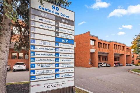Commercial property for lease at 90 Centurian Dr Apartment 2 Markham Ontario - MLS: N4915589