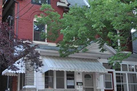 Townhouse for rent at 92 Caroline Ave Unit 2 Toronto Ontario - MLS: E4721078