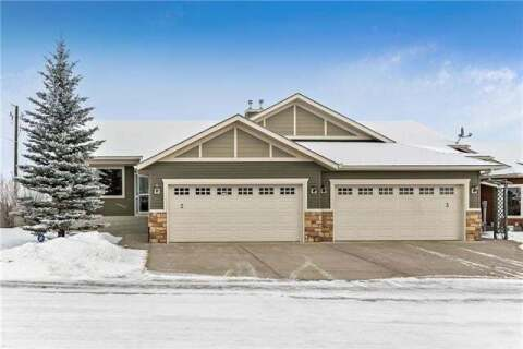 Townhouse for sale at 925 Imperial Dr Unit 2 Turner Valley Alberta - MLS: C4280995