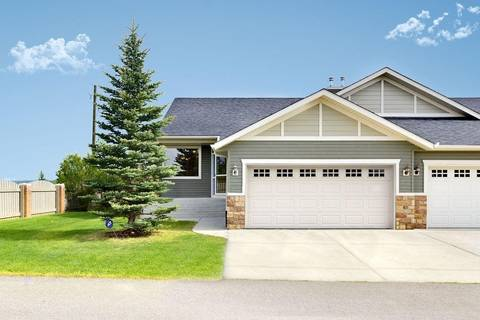 Townhouse for sale at 925 Imperial Dr Unit 2 Turner Valley Alberta - MLS: C4253454