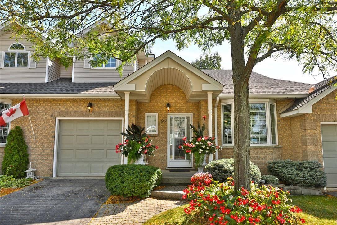 Townhouse for sale at 97 Twentyplace Blvd Unit 2 Glanbrook Ontario - MLS: H4072022