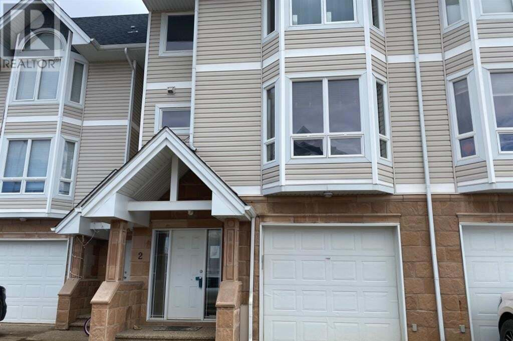 Townhouse for sale at 97 Wilson Dr Unit 2 Fort Mcmurray Alberta - MLS: fm0192402