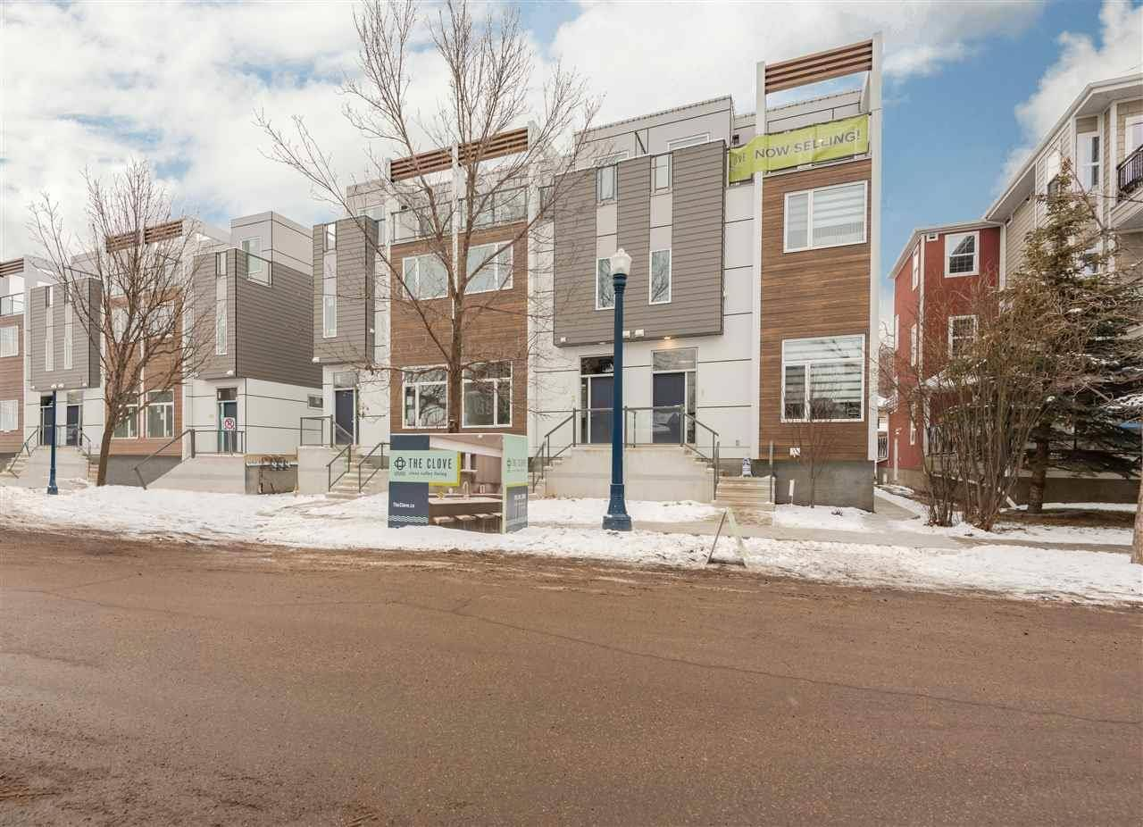 Townhouse for sale at 9745 92 St Nw Unit 2 Edmonton Alberta - MLS: E4182070