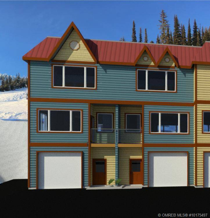 Townhouse for sale at 9905 Pinnacles Rd Unit 2 Vernon British Columbia - MLS: 10175497