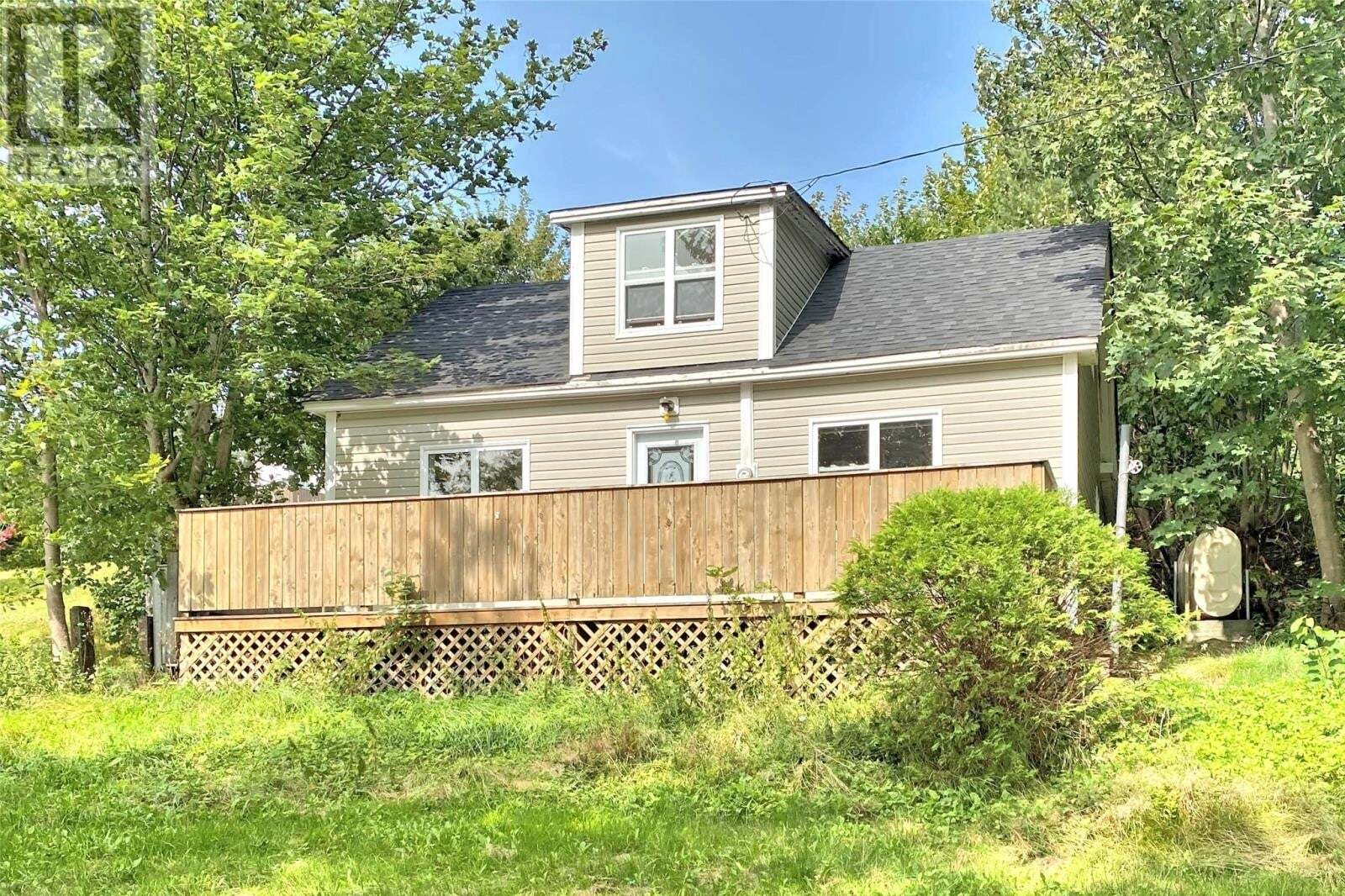 House for sale at 2 Across The Doors  Carbonear Newfoundland - MLS: 1221377