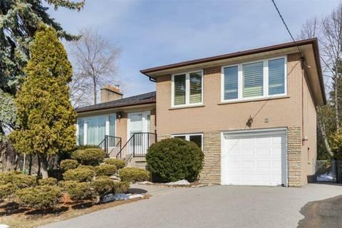 House for sale at 2 Alamosa Dr Toronto Ontario - MLS: C4713864