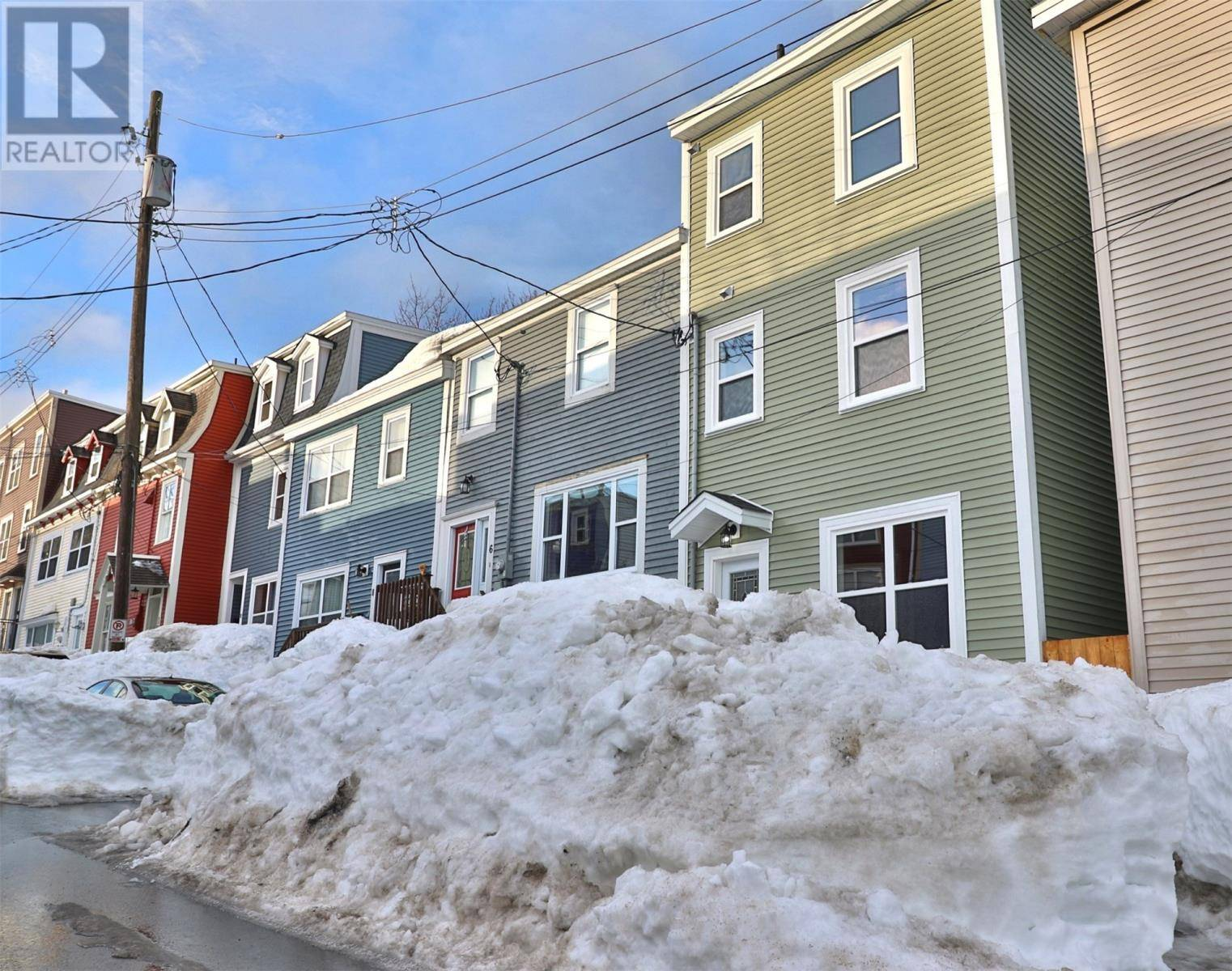 House for sale at 2 Allan Sq St. John's Newfoundland - MLS: 1209305
