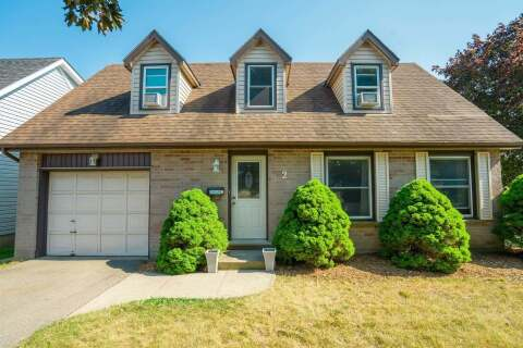 House for sale at 2 Anderson Ave Norfolk Ontario - MLS: X4820401