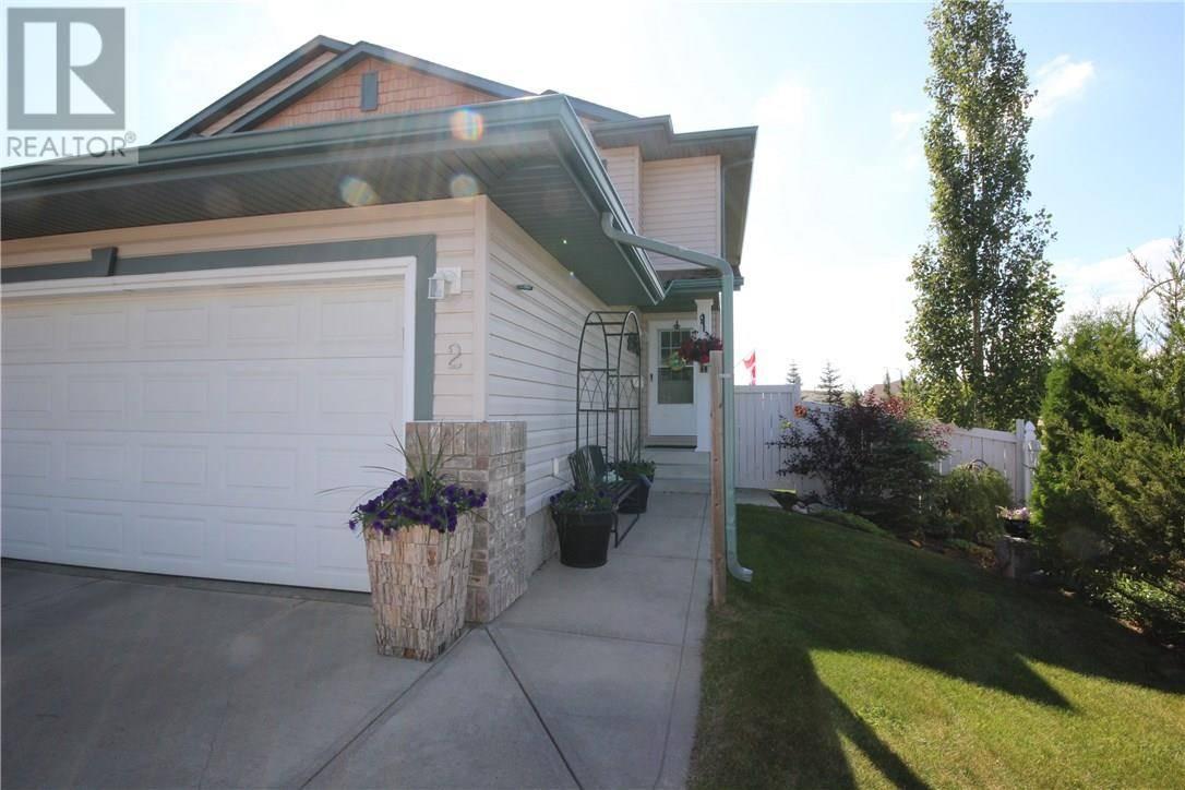 Townhouse for sale at 2 Arnold Cs Red Deer Alberta - MLS: ca0175417