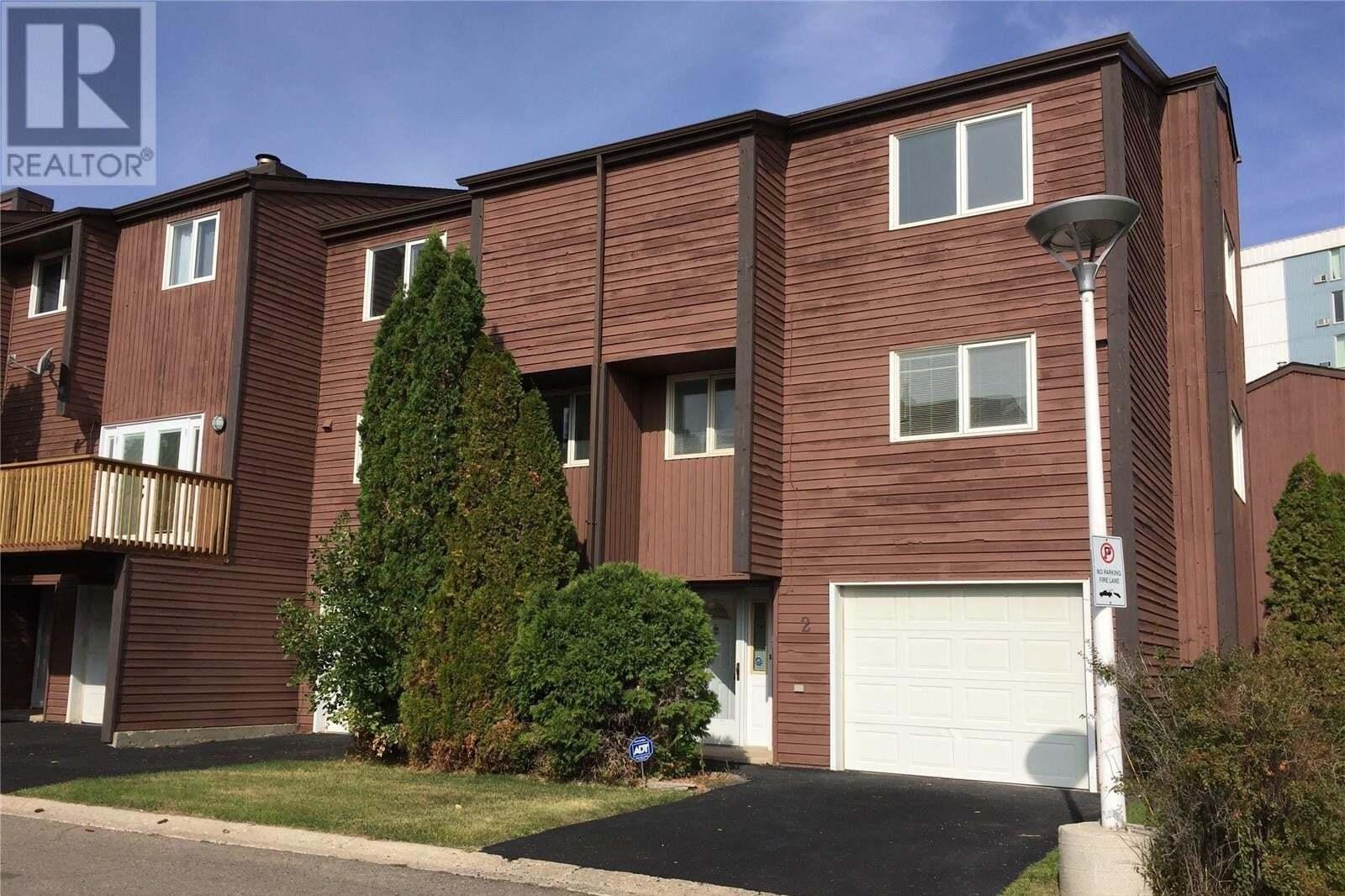 Townhouse for sale at 2 Asgar Wk Regina Saskatchewan - MLS: SK827449