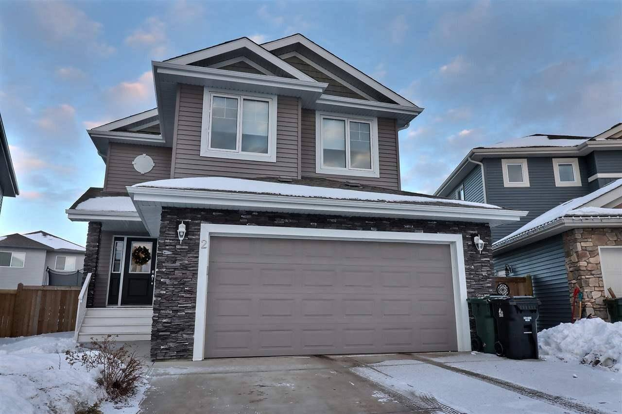 House for sale at 2 Autumnwood Cres Spruce Grove Alberta - MLS: E4186128